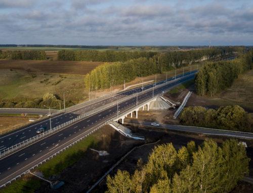 В Тамбовской области в 2017 году отремонтировали 55 километров федеральных дорог